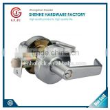 American design ANSI grade 3 heavy duty lever handles lock for aluminium doors                                                                                                         Supplier's Choice