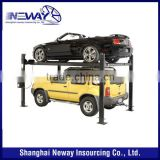 Best price best sell multi levels auto car parking system