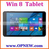 OEM 10.6 inch Window 8 tablet pc Quad Core Intel 3735 64bit processor IPS 1280*800 dual system Bluetooth Wifi external 3G