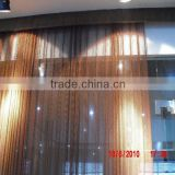 HIHG TECH metal curtain mesh/aluminum alloy chain link curtain