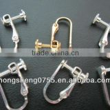 Fahionable earrings with back screw for wholesale