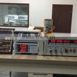 Electronic ac digital power meter price for auto led lamp test electricities parameter