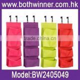 china-made foldable cotton hanging storage bag	,RU007	sock keeper