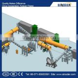 manure fertilizer pellet machine /Compound Fertilizer Production Line Machinery fertilizer production line
