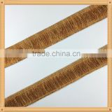 Braid fringe decorative brush fringe trim