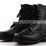 Men's Leather police boots