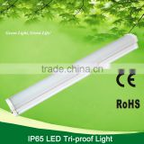8ft LED Tri-proof Light for Warehouse, 90W IP65 Waterproof LED Batten