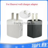 New high quality wholesale mobile phone portable charger mini usb wall charger for huawei charger EU AU UK US