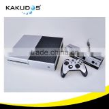 high quality 3D carbon Fiber vinyl Console skin sticker for Xbox One console