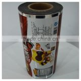 Instant noodles thin film