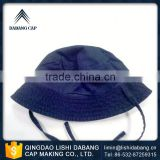 Abundant technical force high quality 100% cotton breatable brand new men fishing bucket hat cap