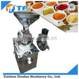 Stainless pharmaceutical crusher milling electric nuts cinnamon grain coffee bean cocoa universal grinding pulverizer machine
