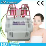 Newest arrival body slimming skin care cavitation lipo laser fraction rf slimming machine for sale