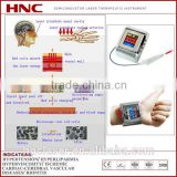 household physiotherapy device cold laser treatment instrument blood pressure control watch