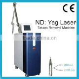 1500mj Q Switched Nd Yag Laser Machine With Single Lamp And Rod For Tattoo Removal Mongolian Spots Removal