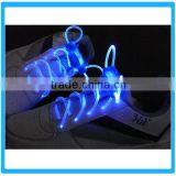 China Manufacturer 2016 Innovative Wholesale Led Shoelace,Good Quality Flashing Shoelace,Glow Night Shoelace