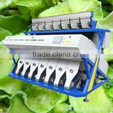 High output 448 Channels CE certificated Dry Dried Vegetables CCD Color Separating machine
