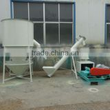 family farm cow and goat feed production line(Mixer ,screw elevator and pellet machine) for cattle and sheep (CE)