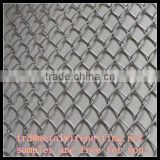 PVC coated Cyclone Wire Mesh Fencing used chain link fence post