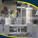 Customized chemical stainless steel disc type diatomite filter machine