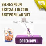 2015 Hot Selling Selfie Stick With Spoon Made In China