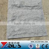 Light grey granite G603 mushroom stone,granite mushroom finish natural decorative stone