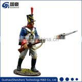 Custom Plastic Toy Soldiers Figures Statues