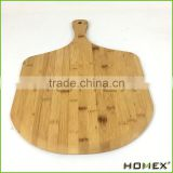 Bamboo pizza paddle board OEM Homex BSCI/Factory