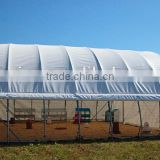 Fabric Cattle Hutch , Chicken Coop , Goat Shelter, Livestock and Poultry Shelter with side opening