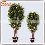 Wholesale artificial tree plastic artiicial olive tree artificial olive tree home decorative