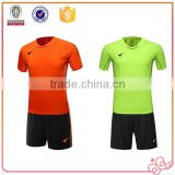 Club soccer kit Blank cheap soccer uniform Soccer jersey and shorts