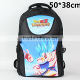 Japanese Cartoon Dragon Ball Z Anime Backpack Students Bag For Teenagers Kids Daily Bags Gift Backpacks