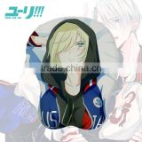 Yuri On Ice Yuri Plisetsky Japanese Cartoon Mouse Mat Anime Mouse Pad Computer Accessories