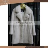 Alibaba China Supplier Natural Soft Winter Fur Coat And Garment /Genuine Real Mink Fur Coats