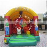 Cheap inflatable bouncers for sale barn inflatable tiny moonwalks for kids