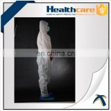 Disposable PP Coverall with Hood