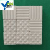 Wear resistant alumina ceramic mosaic tile with good price