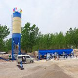 High capacity and good performance of WBZ500 stabilized soil batching plant