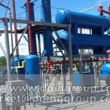 How much does a pyrolysis plant cost ?