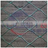 Green HDPE multifilament knotted vinyeard bird netting 12ply stock available China factory