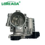 LOREADA Fuel Injection Throttle Body Assembly-Throttle Body Assembly (New) Bosch 0280750498 55565489 FLAI180R 0280750499