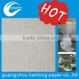 new arrive high-quality UV Visible Micro text printing words /Security watermark paper printing