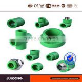Hot sale high quality 75mm ppr pipe fittings plumbing materials