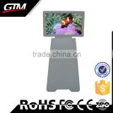 32 inch HD vertical lcd panel Touch Screen floor stand Digital Signage Kiosk with software