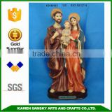 Holy Family Statue Baby Jesus Catholic Christian Religious Figurine