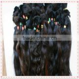alibaba hot selling factory price european virgin brazilian and peruvian hair bulk