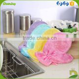 eco-friendly Wood Fiber Dish Washing Gloves