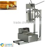 Popular 3L Electric automatic stainless steel donut churro automatic fryer fritters making machine