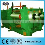 China two roll type rubber refiner