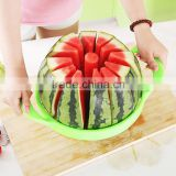 fruit tools 12 slices stainless steel melon Slicers watermelon cutter